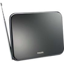 Antena Interna Digital Amplificada De 25db Hdtv/uhf/vhf/fm S