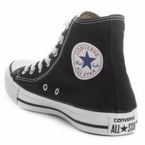 Tênis All Star Converse Preto - Frete Grátis