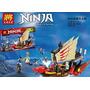 Ninjago Lego Alterno Barco Ninja Dragon Armable
