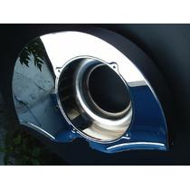 Vocho Tolva Turbina Cromada Motor 1600