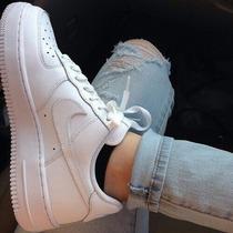 ***_ * Zapatillas Nike Air Force One Para Mujer * _***