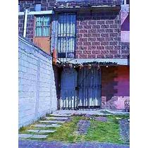 Bonita Casa En Venta Totalmente Pagada, Ubicada Dentro Del Condominio Llamado Rancho Victoria, Ecatepec De Morelos Privada Las Lajas.cuenta Con Sala, Comedor, Cocina Integral ( Nueva ), Patio De Ser