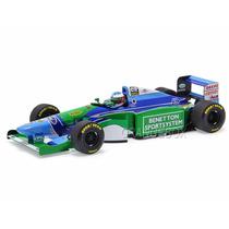 F1 Benetton B194 Schumacher 1994 1:18 Minichamps 100940005