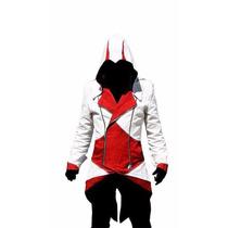 Jaqueta Fantasia Assassins Creed - Pronta Entrega