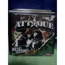 Attaque 77 Nuevas Versiones Cd Nuevo Original