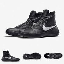 Zapatillas Nike Hyperdunk 2015 | Black Negro Basquetball