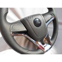 Volante Esportivo Modelo Cruze Ford Ka Fiesta Escort + Cubo