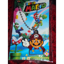Nuevo Dije Super Mario Bros. Nintendo. Varios Video Juegos.