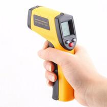 Termometro Digital Infrarrojo Industrial Pistola Laser