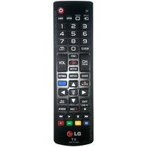 Control Remoto Lg Smart Tv Akb73715664 Para La6200 Y Otros