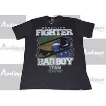 Camiseta Bad Boy Original Masculina Camisa Badboy Mma Ufc