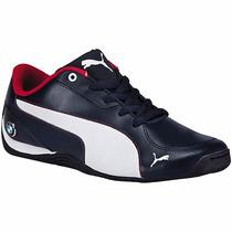 Tenis Puma Drift Cat 5 L Mbw Nu Jr 360965-01 Mr-bl Oi