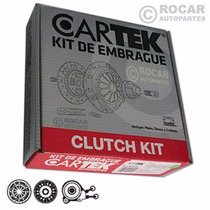 Kit Clutch Ford Focus 2.0 1999 2000 2001 2002 2003 2004 Ctk