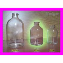 Envase Vial 50 Cc X 30 U. Vidrio Souvenirs Difusor Botellita