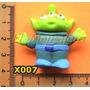 Molde De Silicona Marciano La Garra - Toy Story
