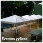 Alquiler 6x3 3x3 Inflable Toldo Carpa 5x5 Tripode Plasmacar