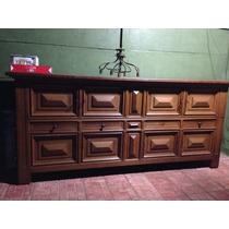 Mueble De Madera Para Oficina , Sala , Despacho , Dormitorio