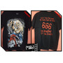 Polera Tour Iron Maiden Seventh Son Beast Book Of Souls