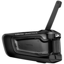Intercomunicador Casco Moto Scala Rider Smartpack Simple