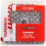Corrente Sram 10vpc 1051114 Links Powerlink X7 X9 X0 Deore