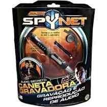 Spynet - Caneta Gravadora - Dtc