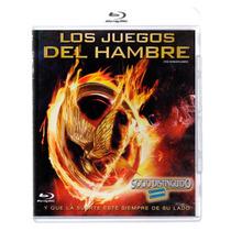 Los Juegos Del Hambre The Hunger Games Pelicula Blu-ray