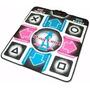 Tapete De Dança Para Pc Usb Ps3 Dance Jogo Game Play