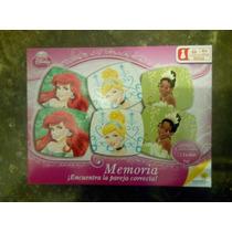 Memoria Princesa 72 Piezas
