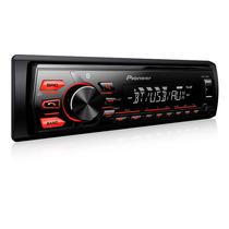 Radio Automotivo Bluetooth Pioneer Mvh-288bt Usb Media Play