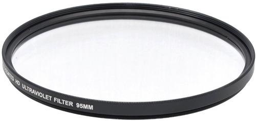 Filtro Uv 95mm Filtro Fotografico P Camara Dslr 95mm Mn4 - $ 879.00 en Mercado Libre