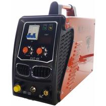 Máquina De Corte Plasma Cut-65 Chapa Até 16mm Monofásica 220