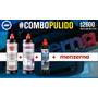 Menzerna Kit Pulido Fg400 + 3en1 +sellador + Cartel Corporeo
