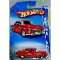 Hot Wheels 55 Chevy Bel Air Hot Auction 2010