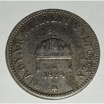 Moneda Hungria 20 Filler 1894 *017