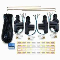Trava Elétrica 4 Portas + Centralina Uno, Gol, Corsa, Palio