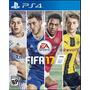 Fifa 17 Ps4 Digital Juga Con Tu Usuario Sin Candados Español