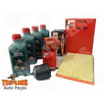 Kit Filtros Ar / Oleo Combustivel Fox E Gol G5 1.0 Flex 2009