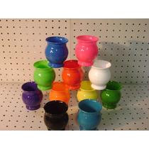 30 Mates Plásticos Térmicos, Colores A Eleccion.