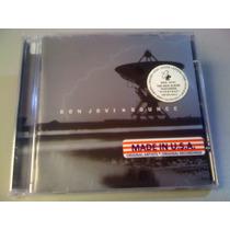 Bon Jovi - Bounce (cd Lacrado & Selado Fabrica) Made In Usa