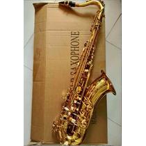 Saxofone Tenor Selmer Gold