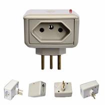 Protetor Contra Raios Eletro Eletrônico 2 Tomadas 127v