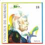Cd - Vinicius De Moraes - Mpb Compositores Vol 18