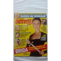 Revista Amiga - Vera Fisher,daniel,chiquititas,carla Perez