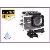 Câmera Filmadora Sport Stand Up Prova Dagua Mini Dv