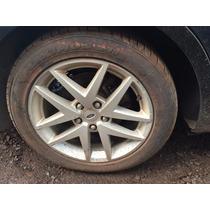 Jogo Rodas Ford Fusion Aro 17 S/ Pneus