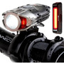 Lampara Bicicleta Super Bright Usb Rechargeable Bike Light
