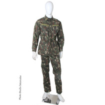 Fardas Militar ( Lisa ) Camuflada Exercito Brasileiro
