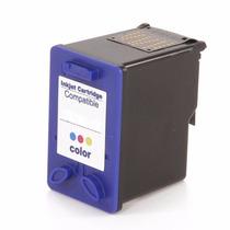 Cartucho Para Hp D110a D2660 F4440 D2530 Color Compatível