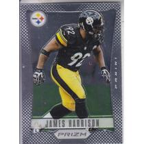 2012 Panini Prizm James Harrison Pittsburgh Steelers