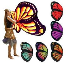 Butterfly Dancing Flag Flagger Swing - Buena Omda Malabares